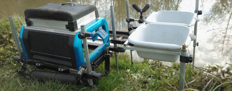 Bricolage materiel de peche porte bassines pour station - Materiel de bricolage ...