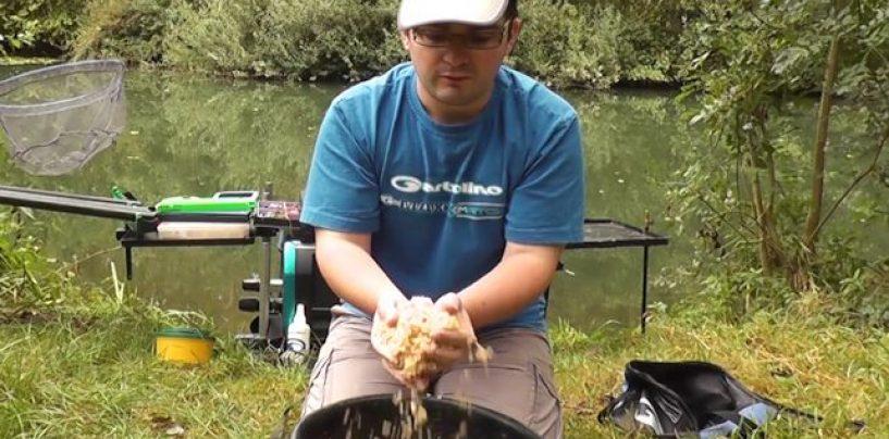 Pêche au pain toute l'année – A fond la chapelure
