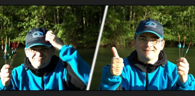 Montage de lignes de pêche au coup polyvalentes
