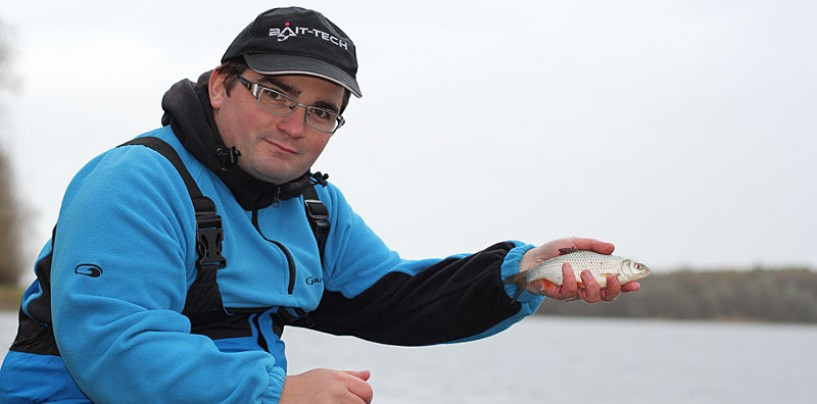 Article pour le magazine Info Pêche