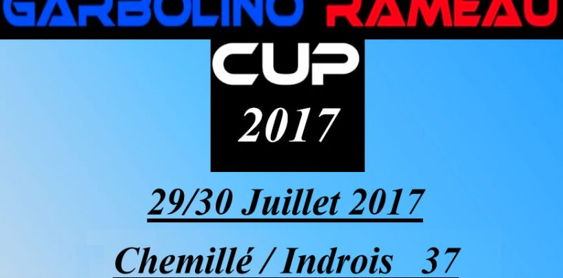 Equipes validées pour Garbolino Rameau Cup 2017