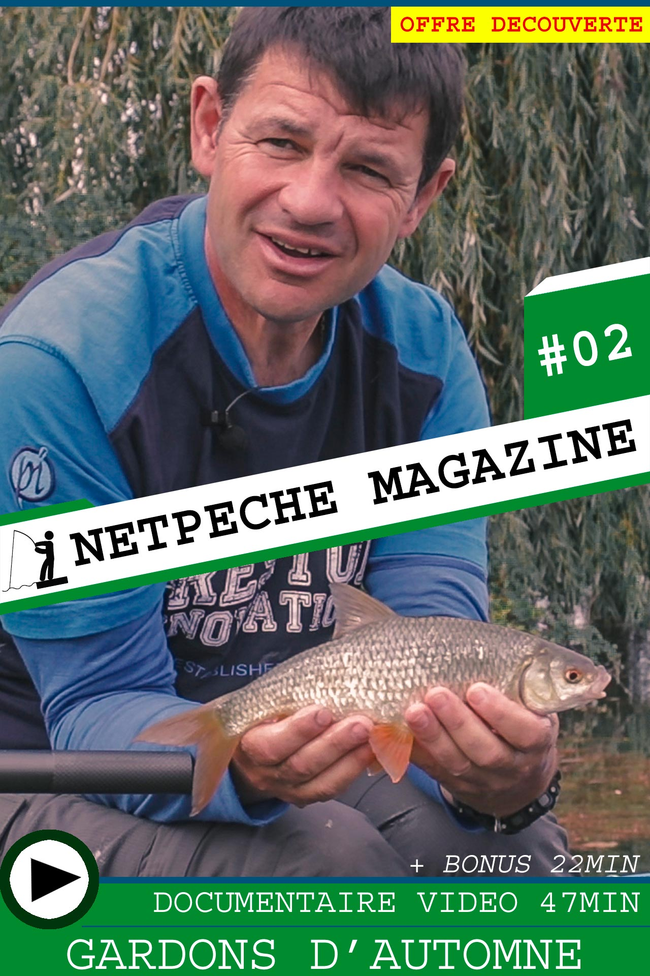 Netpeche magazine 2 p che au coup de gardons aux pellets - Montage ligne peche au coup competition ...